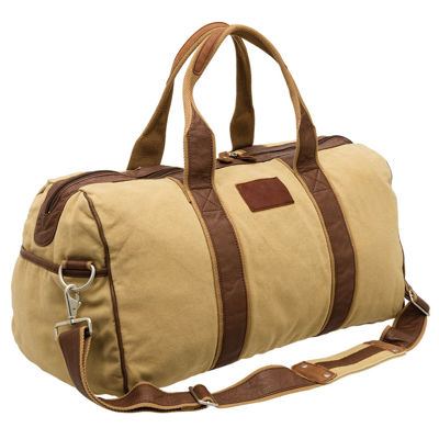 Picture of Urban Edge Canvas Duffle