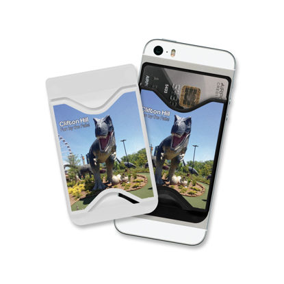 Picture of Plastic Phone Wallet