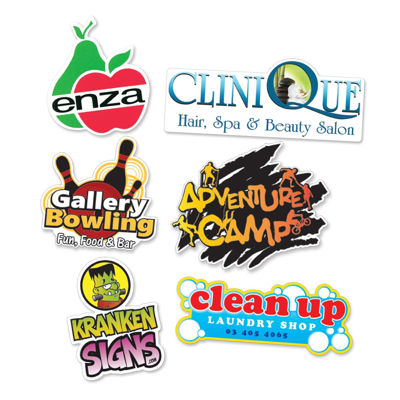 Picture of Special Design AD Labels