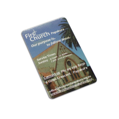 Picture of Fridge Magnets 78 x 48mm - Rectangle