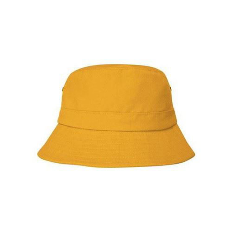 Picture of Brushed Sports Twill Youth Bucket Hat
