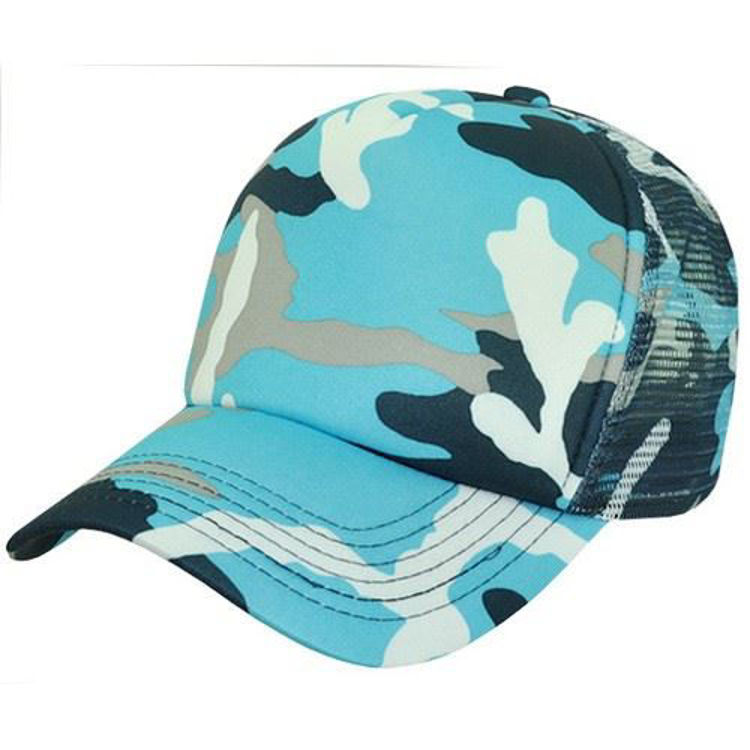 Picture of Camouflage Truck Cap