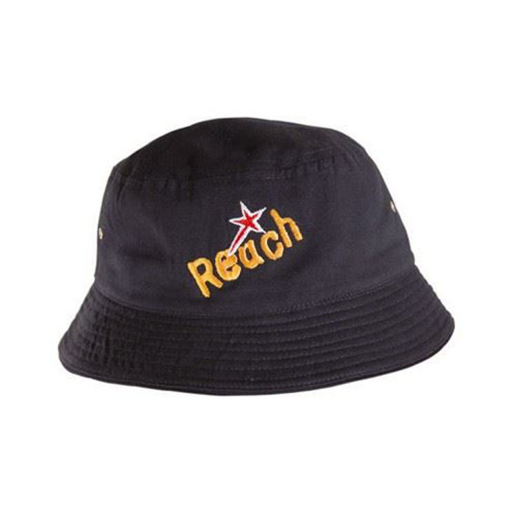 Picture of Childs Brushed Sports Twill Bucket Hat