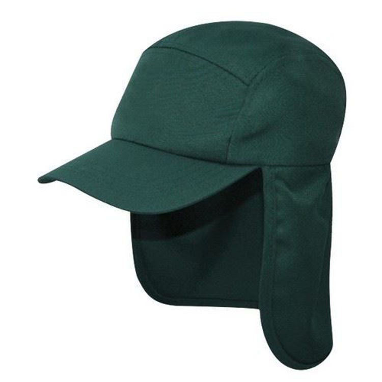 Picture of Kids Polycotton Legionnaire Cap