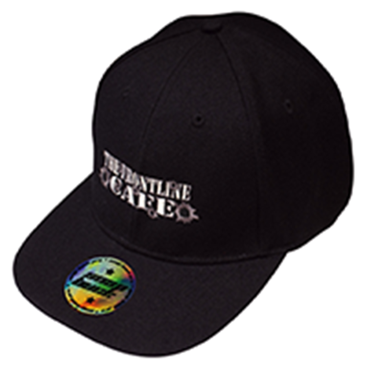 Picture of Premium American Twill Flat Peak Cap