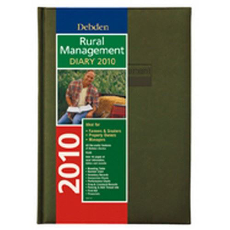 Picture of Debden Rural Management Diary A4 2 Days to a Page