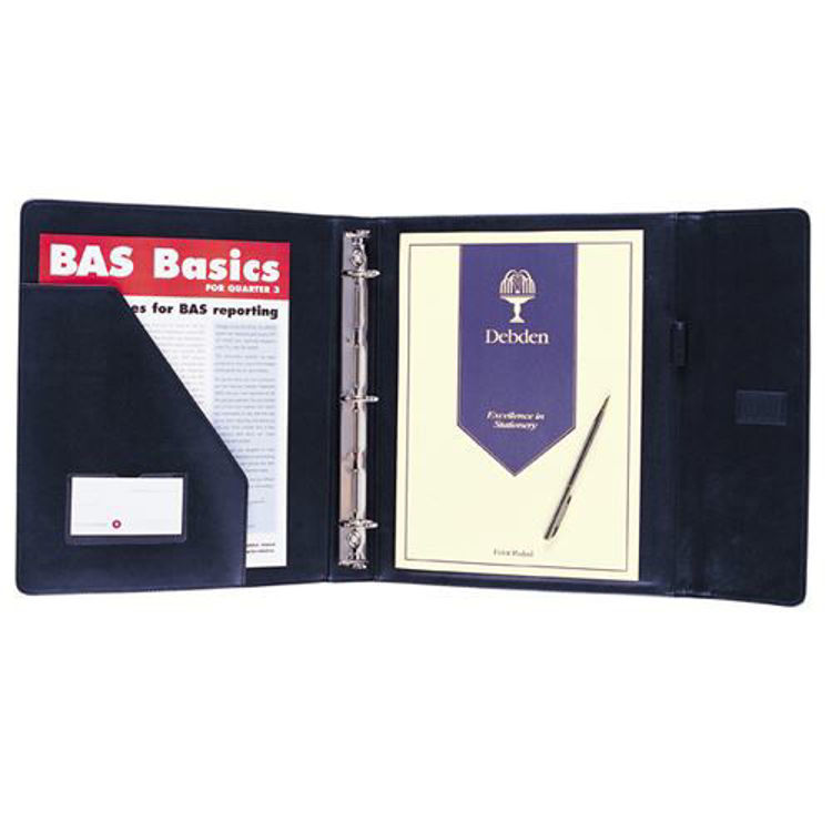Picture of Deluxe Binder Portfolio A4