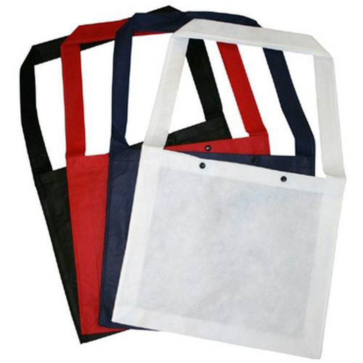Picture of Non Woven Sling Bag With Button Closure