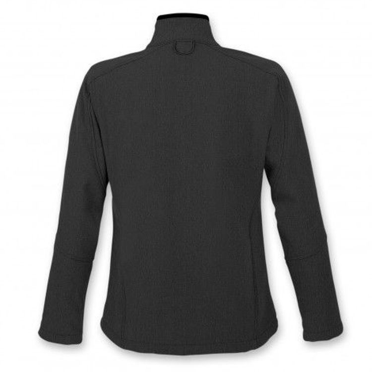 Picture of SOLS Roxy Womens Softshell Jacket