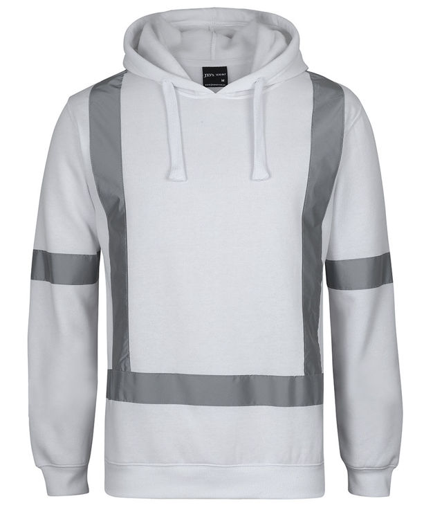 Picture of JB's FLEECE HOODIE WITH REFLECTIVE TAPE