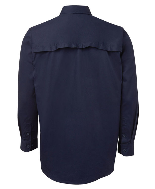 Picture of JB's L/S 150G WORK SHIRT