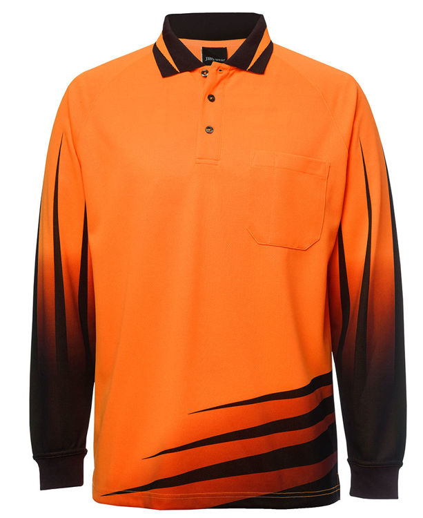 Picture of JB's HV L/S RIPPA SUB POLO