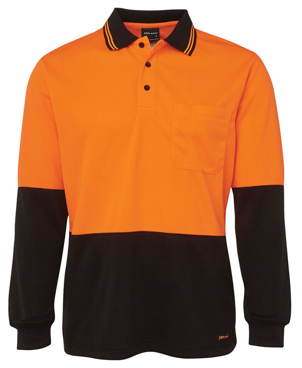 Picture of JB's HV L/S TRAD POLO