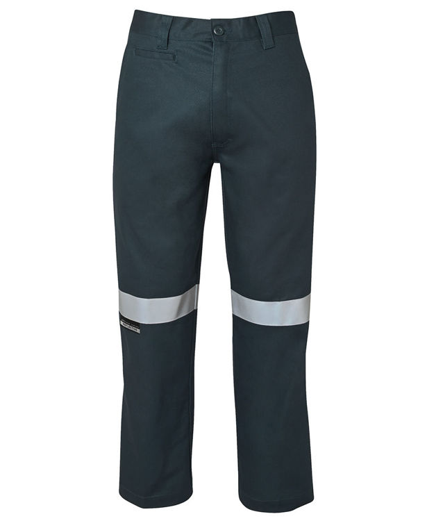 Picture of JB's M/RISED WORK TROUSER WITH REFLECTIVE TAPE
