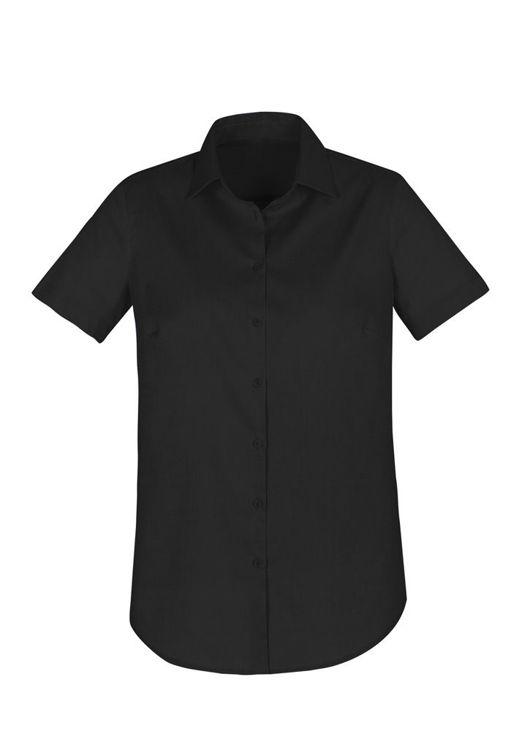 Picture of Camden Ladies Short Sleeve Shirt