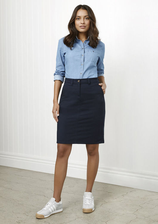 Picture of Ladies Lawson Chino Skirt