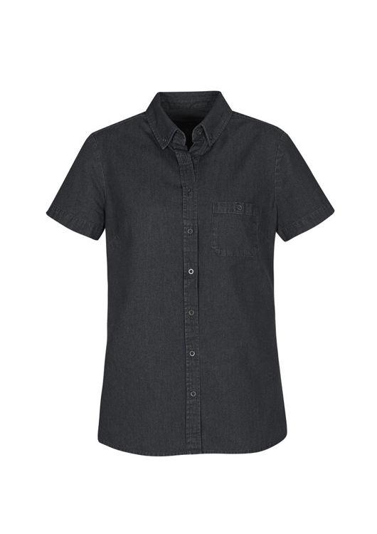 Picture of Indie Ladies Short Sleeve Shirt