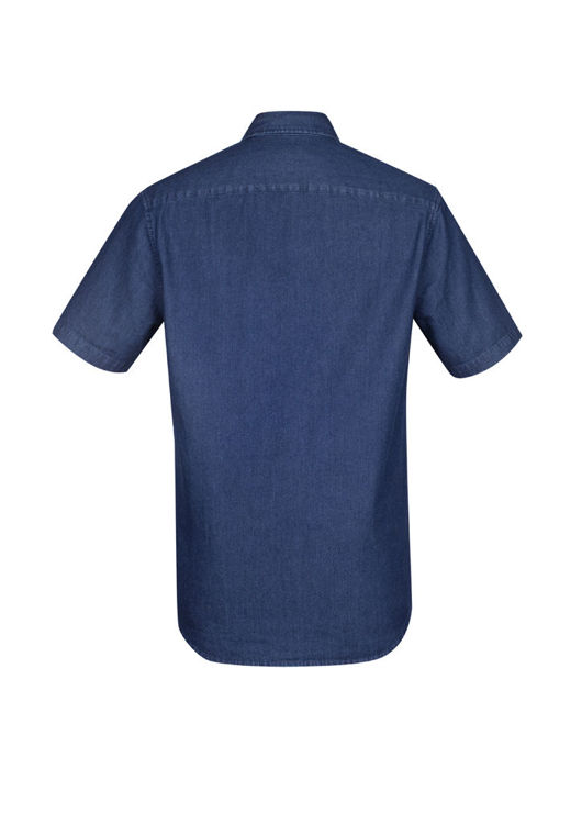 Picture of Indie Mens Short Sleeve Shirt