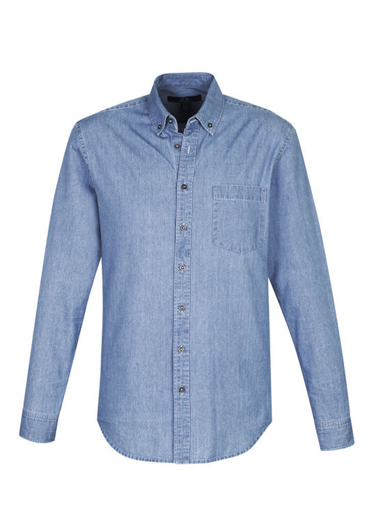 Picture of Indie Mens Long Sleeve Shirt