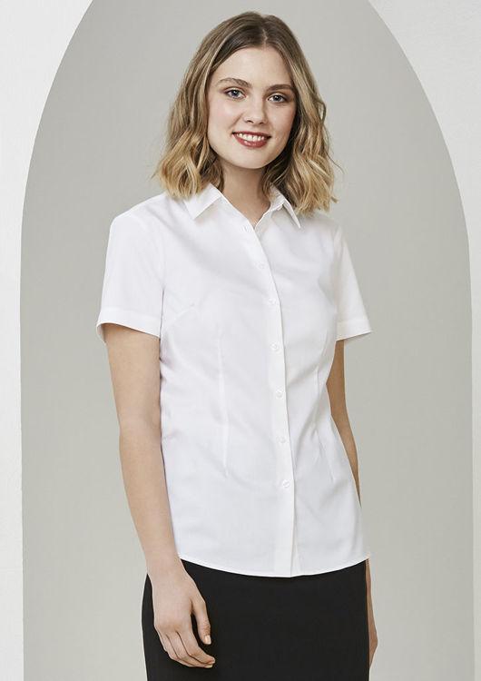 Picture of Ladies Regent S/S Shirt