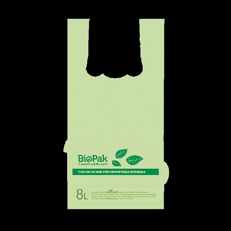 Picture of BioPak Bioplastic Bags - Bin Liner