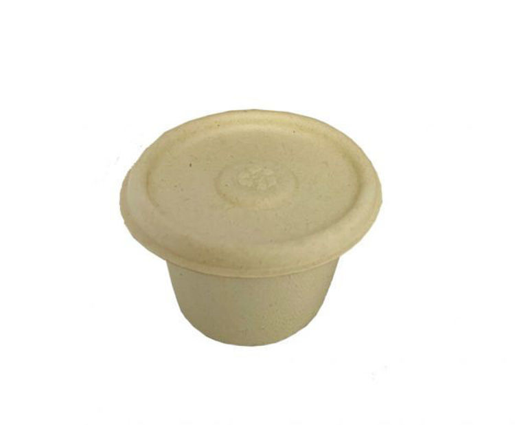 Picture of BetaEco 4oz Pulp Portion Container - 1000/ctn