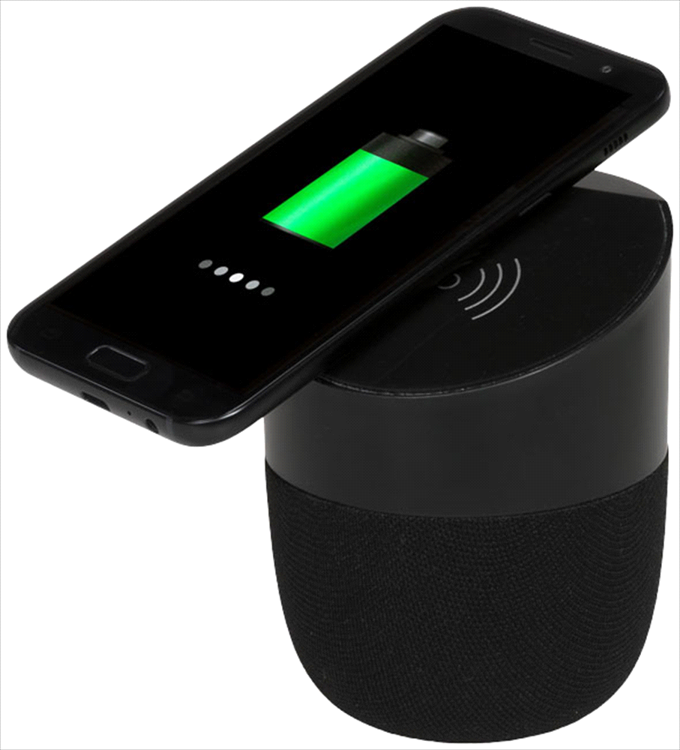 Picture of Jill speaker and wireless charging power bank
